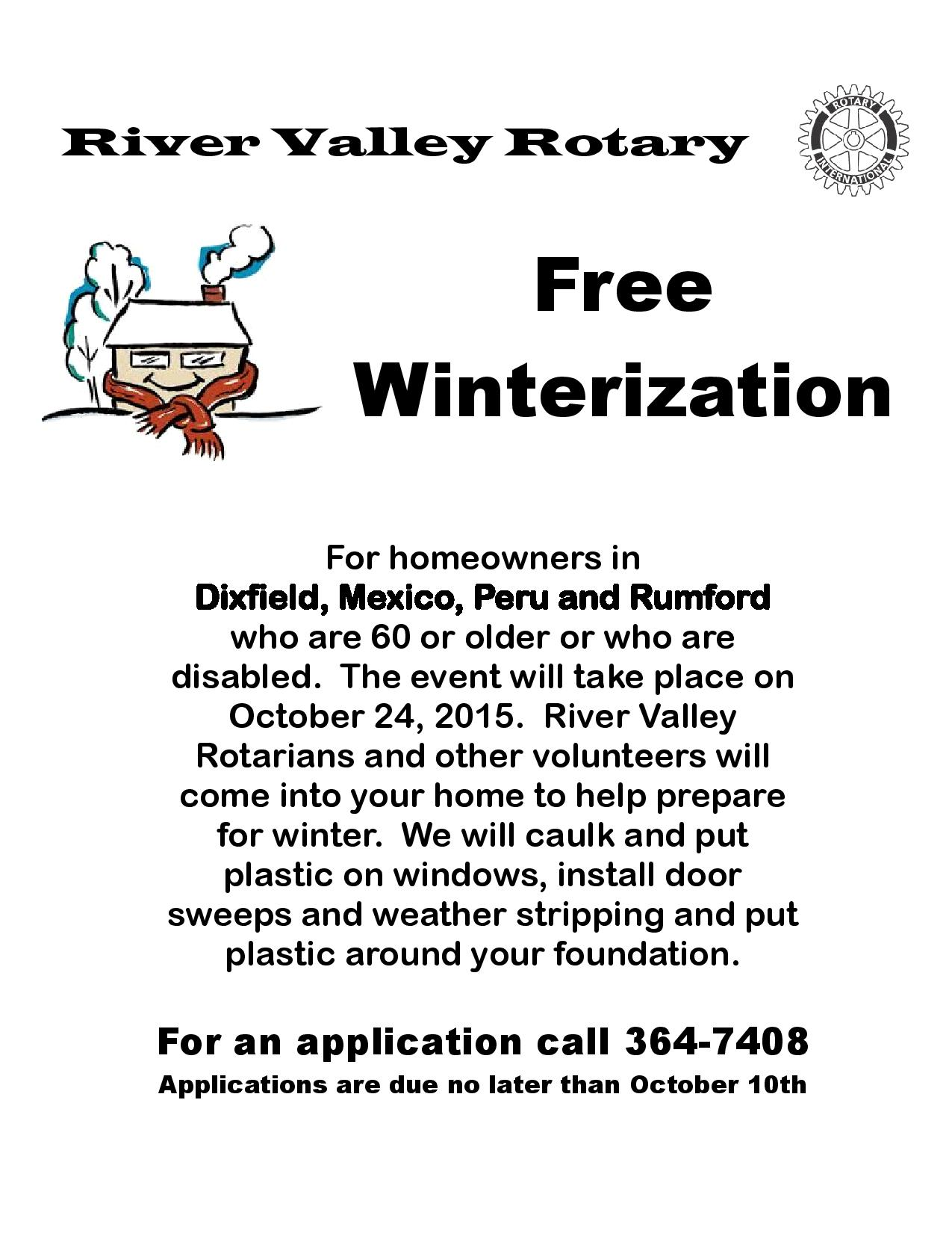 Winterize poster 2015